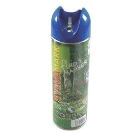 Farba Spray znakujący do prac leśnych niebieski