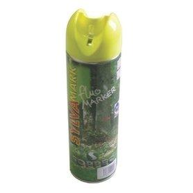 Farba Spray znakujący do prac leśnych żółty