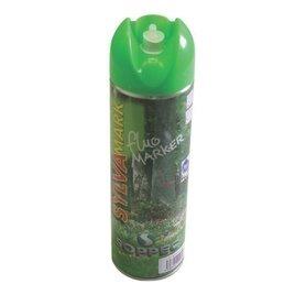 Farba Spray znakujący do prac leśnych zielony