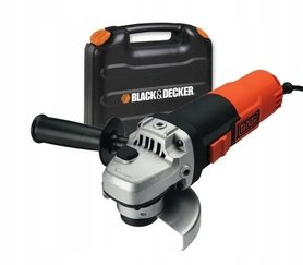BLACK DECKER SZLIFIERKA KĄTOWA 125mm 900W WALIZKA