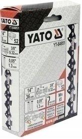ŁAŃCUCH YATO 52OG. 3/8 PARTNER 350 351 370 391 420